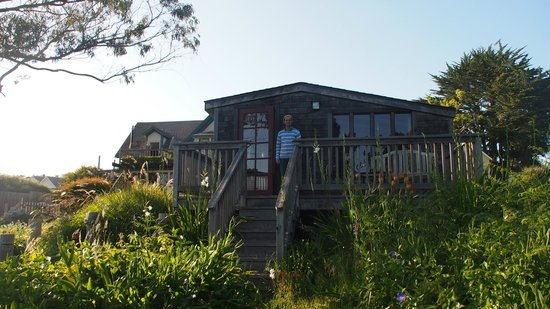 Alegria Oceanfront Inn and Cottages: The cottage