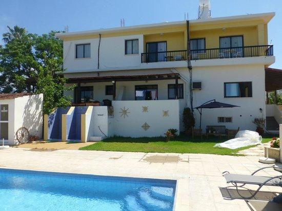 Angela Beach Hotel Zypern
