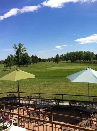 Collindale Golf Course: Best outdoor dining in Fort Collins