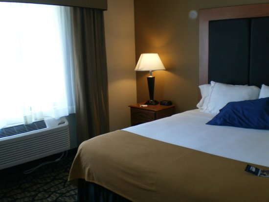 Holiday Inn Express Hotel & Suites Grand Junction : The 3rd king bed in it's own room