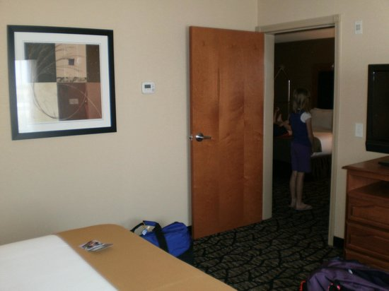 Holiday Inn Express Hotel & Suites Grand Junction: The 2nd bedroom