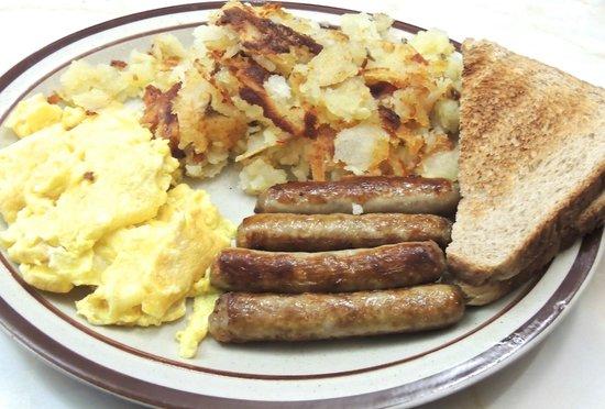 Ma Fischer's Restaurant: A Hearty Breakfast