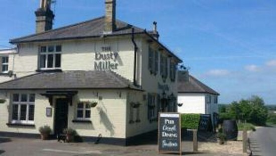 Harlow, UK: The Dusty Miller