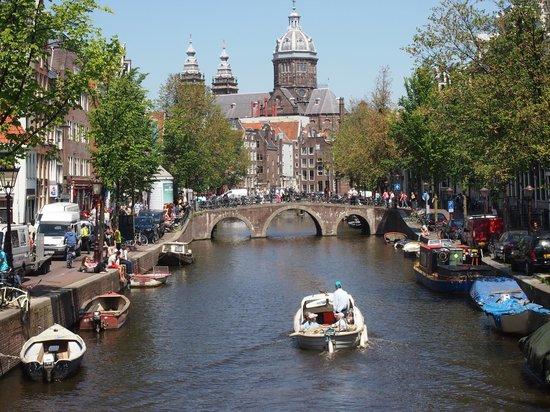 Rederij Kooij - Boat Tours: Sint-Nicolaaskerk