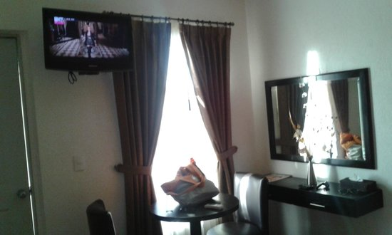 Hotel Quinta Rio Queretaro: habitacion