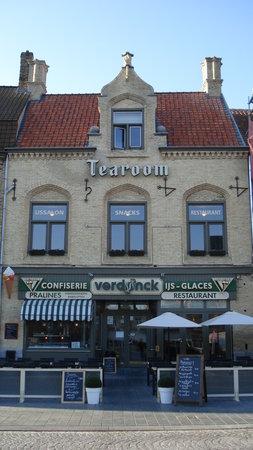 Veurne, Belgia: Verdonck