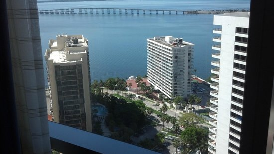 Four Seasons Hotel Miami: From the guest room