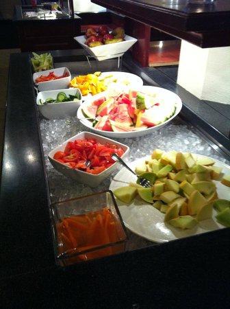 Quality Hotel Skaergaarden: colazione