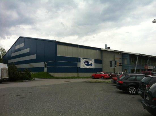 Quality Hotel Skaergaarden: gym