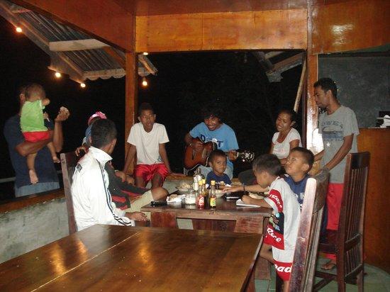 Bintang Lodge : Birthday party