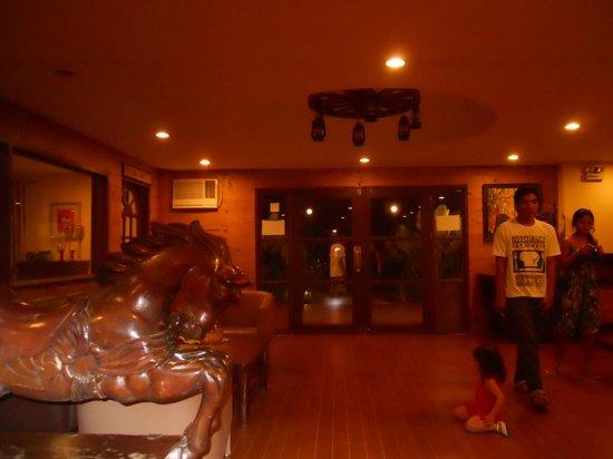 The Ranch Resort : Reception