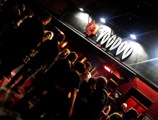 Photo of Nightclub Voodoo Belfast at 9-11 Fountain Street, Belfast BT1 5EA, United Kingdom