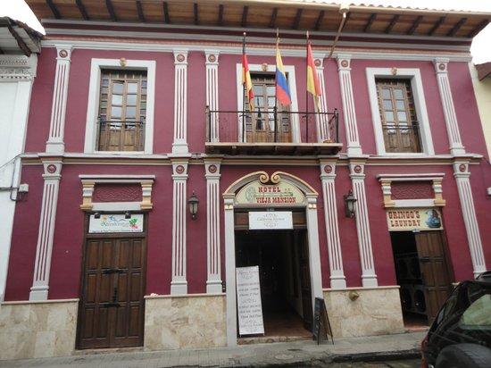 Hotel Vieja Mansion