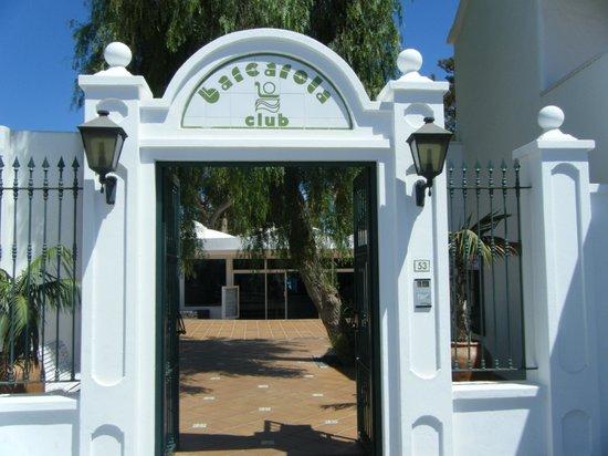 Apartamentos Barcarola Club: Entrance