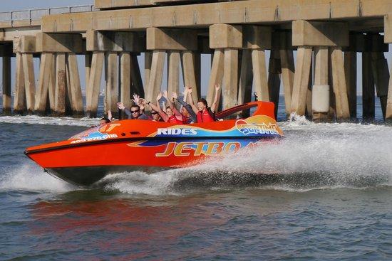 Galveston Water Adventures: Most Family Fun, Sun Time Watersports Galveston, Texas