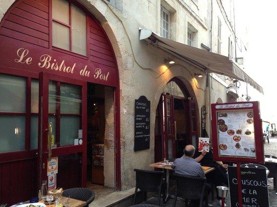 Bistrot du port la rochelle restaurant avis num ro de for Cuisine 3d la rochelle