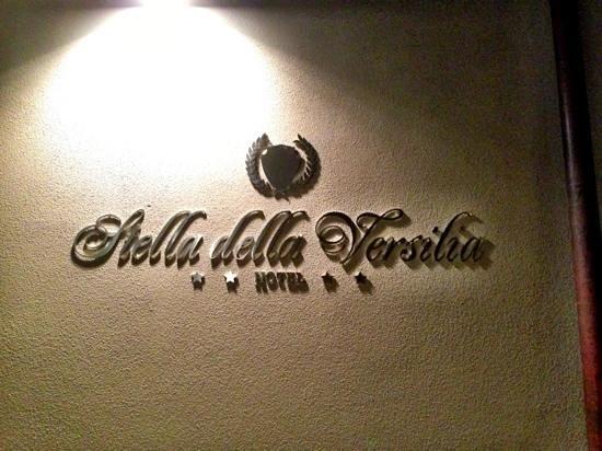Stella della Versilia: Add a caption