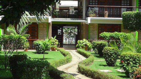 Villa Acacia: Area de las Habitaciones