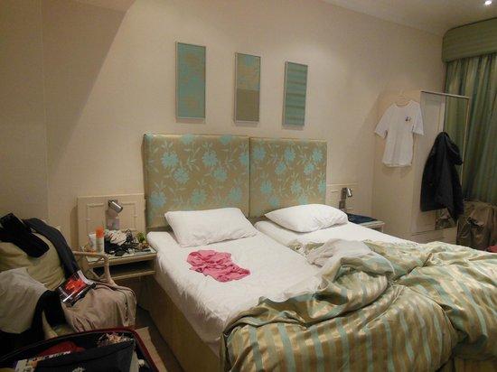 Amsterdam Hotel : Quarto número 5