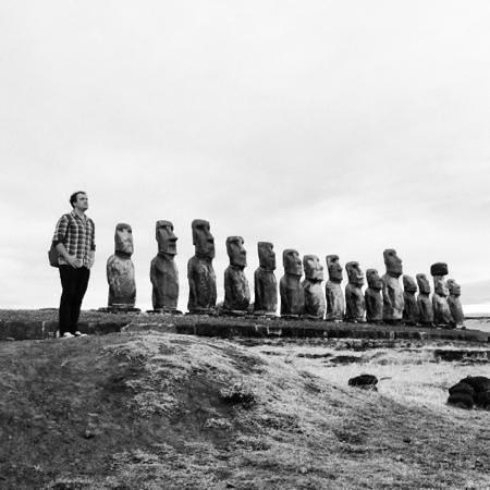 Uahu Tours: Ahu Tongariki