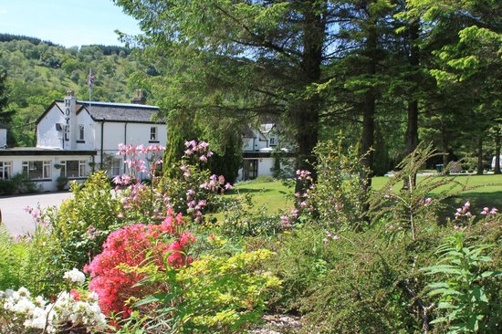 The Brander Lodge Hotel & Bistro: Our tranquil haven