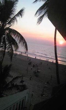 Citizen Hotel : sunset