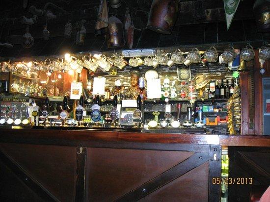 Cobweb Inn : Bar