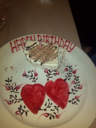 Cafe Baci : Beautiful Happy birthday!