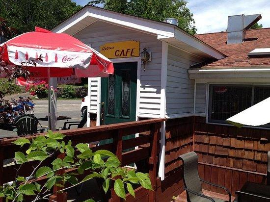 Uptown Cafe Deck
