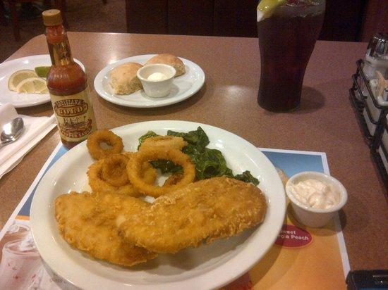 Denny's: Una rica cena!
