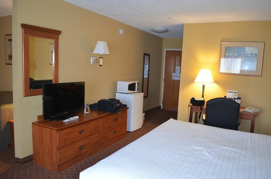 Best Western Mayport Inn & Suites: Kennedy suite