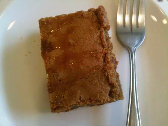 Dufflet Pastries Downtown : Delicious toffee bar