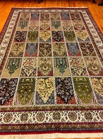 Turkmen Art and Rug