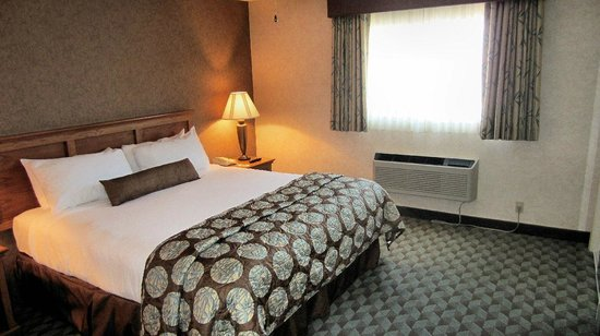 Borrego Springs Resort & Spa : King Bedroom
