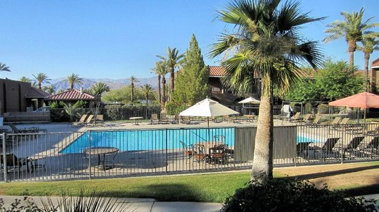 Borrego Springs Resort & Spa : Room View