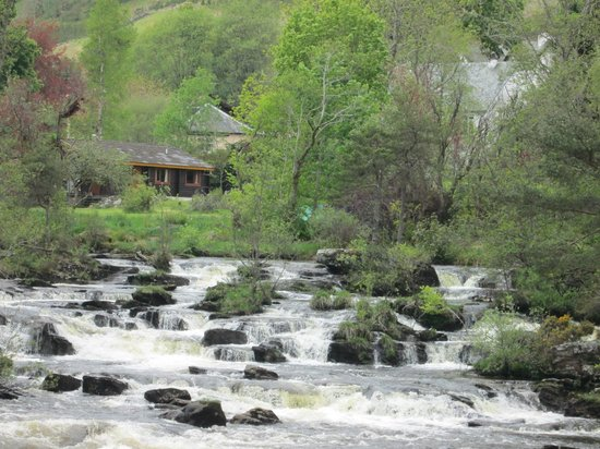 Strachan Tours: Views from the villages.