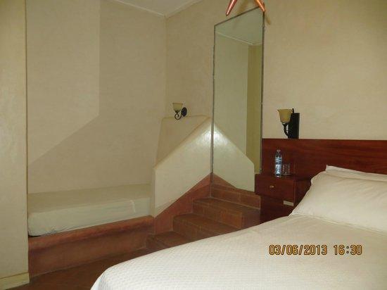 Hotel Casa de Campo Pedasi: Bedroom