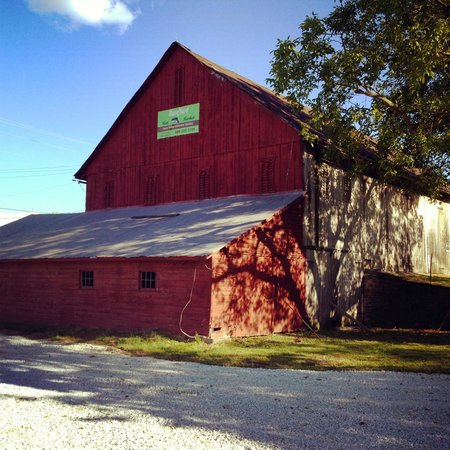 Cashtown, Pensilvania: The Historic Barn