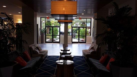 Sheraton Lake Buena Vista Resort: LOBBY3