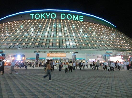 Artist Cafe: tokyo dome