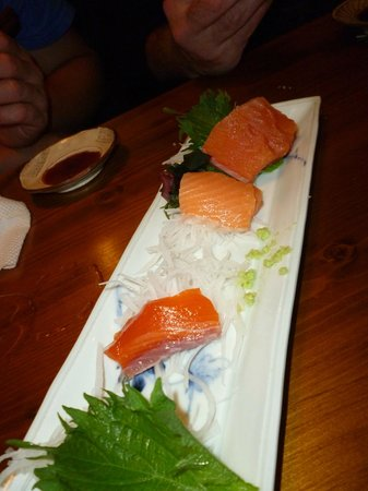 Bang Bang Restaurant: Arguably the best Sushi I have ever experienced. Tender and sweet, literally melting in your mou