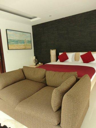 Villa Amatoa : The bedroom