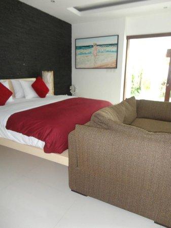 Villa Amatoa : Bedroom