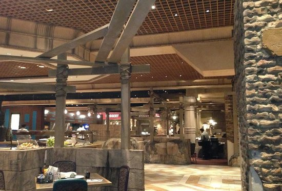 MORE The Buffet at Luxor