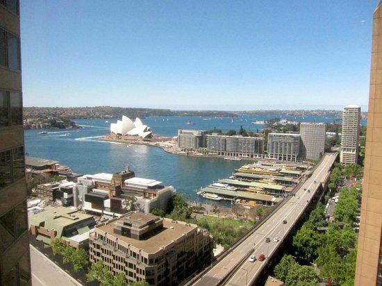 Shangri-La Hotel Sydney: Great View