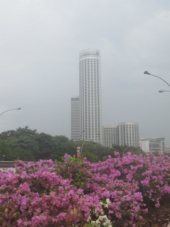 Swissotel The Stamford Singapore: The tallest hotel in town