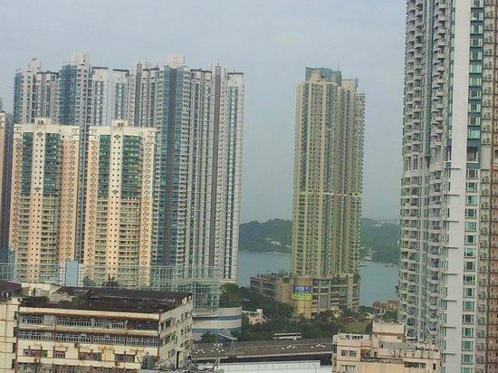 Dorsett Mongkok Hong Kong : View from the room