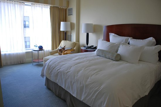 ريتز كارلتون بوسطن كومون: Executive Suite Bedroom