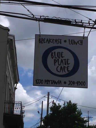 Blue Plate Cafe: Locals Best Kept Secret