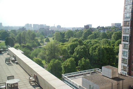 ريتز كارلتون بوسطن كومون: Executive Suite View - Room 972